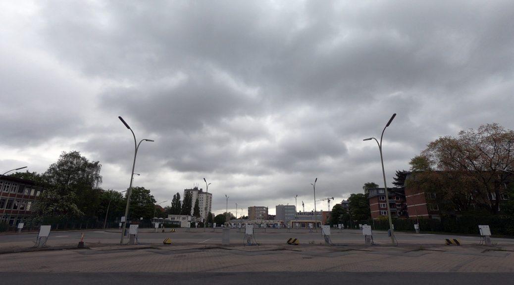 Stillgelegter Busbetriebshof Mesterkamp