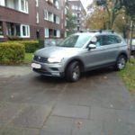 Gehwegparken Goldbekufer/ Arensweg